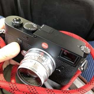 Leica M10 black local set full box