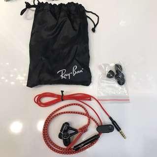 Ray-Ban Earphones