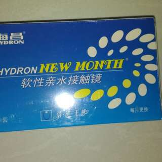 Contact Lenses (monthly) -6.50