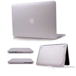 MacBook Pro 13 inch Transparent Matte Hard Case