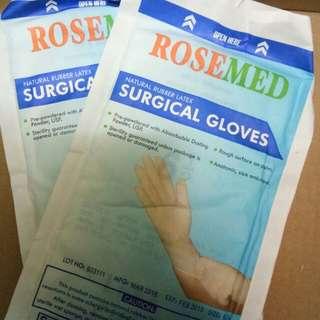 RoseMed Surgical Gloves
