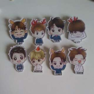 [WTS] EXO BADGES