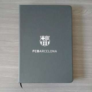 Official FC Barcelona Notepad. New.
