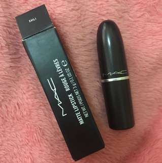 97%FULL! Mac matte lipstick