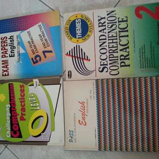 Books to ace exams