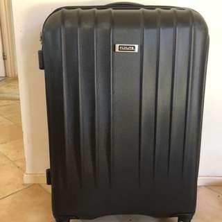 65cm Black Hardshell Suitcase