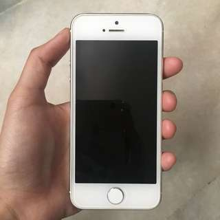iPhone 5 32GB White Silver
