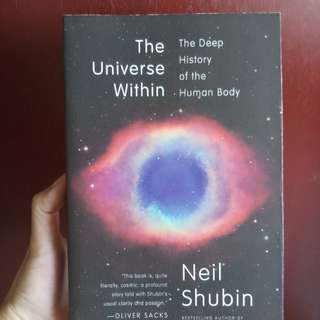 THE UNIVERSE WITHIN - The deep history of human body