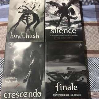 Hush hush series (indonesia)
