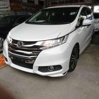 Honda Odyssey Absolute EX 2014 Unreg