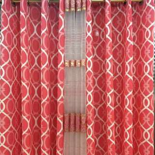 Curtain (3-in-1) Set