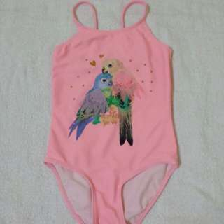 H&M girls swimsuit