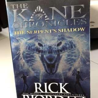 Rick Riordan Assorted Novels