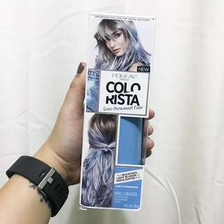 L'Oreal Colorista Semi-Permanent Hair Color (#BLUE)