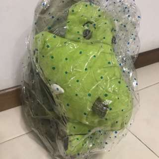 [BN] Cute crocodile soft top with gift wrapping