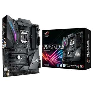 i7 8700K 6 Cores, 12 Threads | Asus Z370F Strix ROG Motherboard Bundle