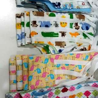 Barut Baby (cotton/flannel) Ready stock