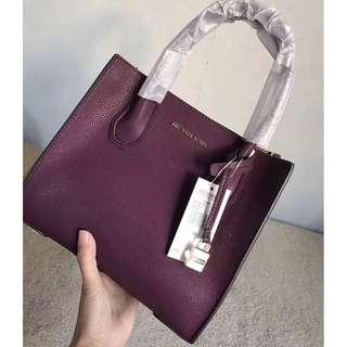 Michael Kors Mercer Bag  Violet