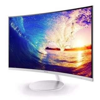 Samsung C27F591F 27'' Curved Angle Monitor