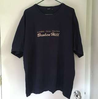 Colours of Cotton Navy T-shirt