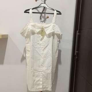 NEW Light & Salt Sabrina Dress