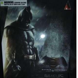 BATMAN VS SUPERMAN DAWN OF JUSTICE ( PLAY ARTS KAI)