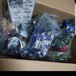 Box of HGIBO Gundam