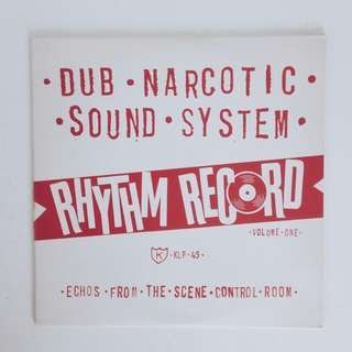 Dub Narcotic Sound System LP