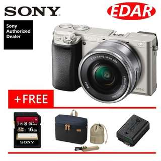 SONY A6000 16-50mm Kit Lens (ORIGINAL & OFFICIAL SONY)
