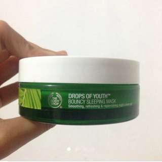 THE BODY SHOP DROP OF YOUTH
