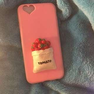 Iphone 6 case tomato
