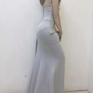 Apartment8 long gown (for rent only)