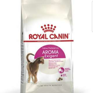 Royal Canin Aroma Exigent Cat Kibbles