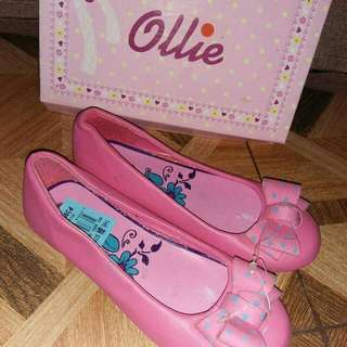Ollie pink dollshoes US2(33)
