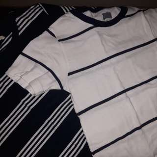 2 PC Striped Shirt for Boys