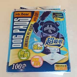 Mr. Bear Dog Pee Pad