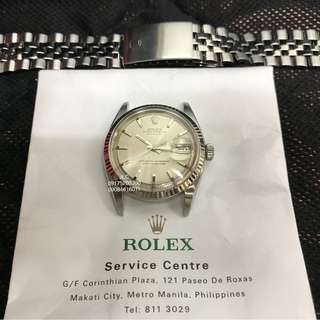 Rolex Datejust 1601 Vintage Classic Luxury Watch