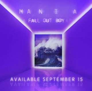 Fall Out Boy GA Tickets