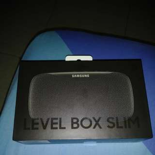 Samsung Level Box Bluetooth Speaker(Negotiable)