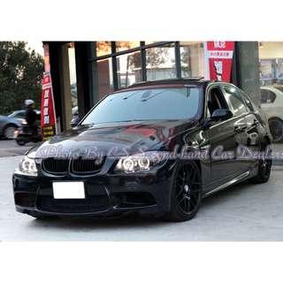 BMW E90 320i M3外觀 2.0L 黑