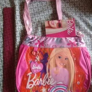 Pink Barbie Bag