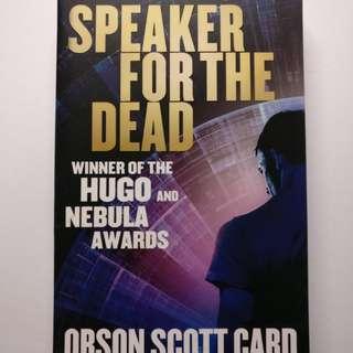 Speaker for the Dead Book