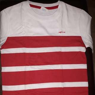 Red Striped Shirt for Boys