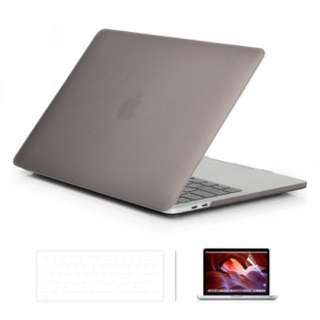 Two-piece Matte Plastic Hard Protective Cover for MacBook Pro 13 inch