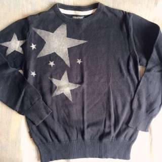 Terranova sweater for 4-6yo boys