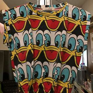 T-shirt donald duck