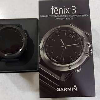 Garmin Fenix 3 Sapphire
