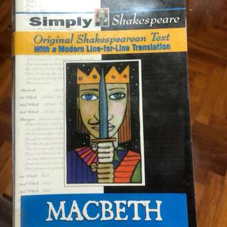 MACBETH storybook