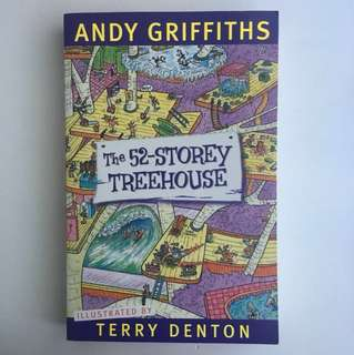 The 52 Storey Treehouse
