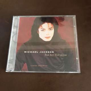 CD-MICHAEL JACKSON